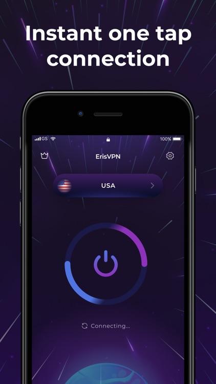 Eris VPN: Unlimited Proxy