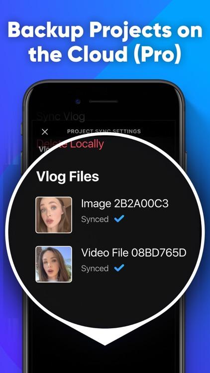 VlogEasy - Easy Vlog Editing! screenshot-6