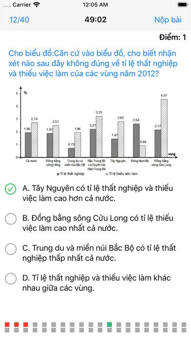 Ôn Thi THPT screenshot 5