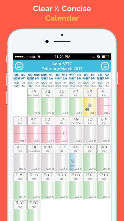 My Mikvah Calendar