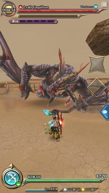 Dragon Project screenshot-7