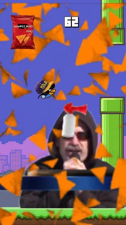 Bird 420 - MLG Flappy edition