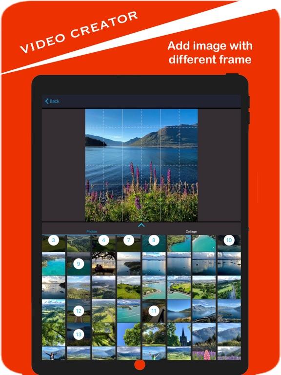 Flipagram Slideshow Maker-ipad-3