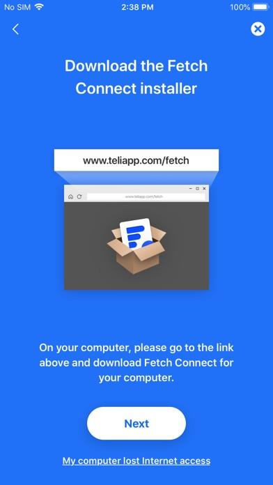 Fetch - Fetch Me Some Internet screenshot 3