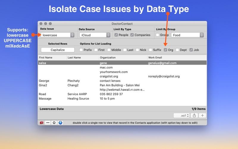 DoctorContact скриншот программы 4