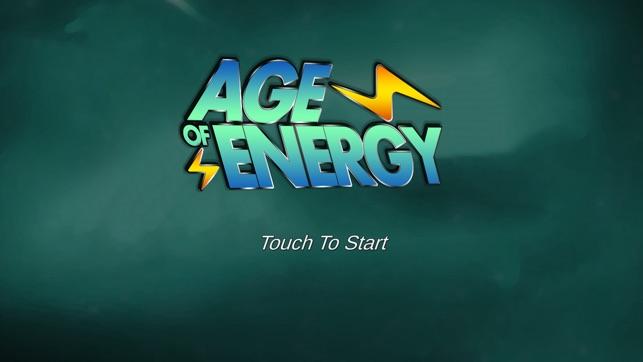Age Of Energy