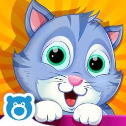 Kitty Cat Doctor  - kids game