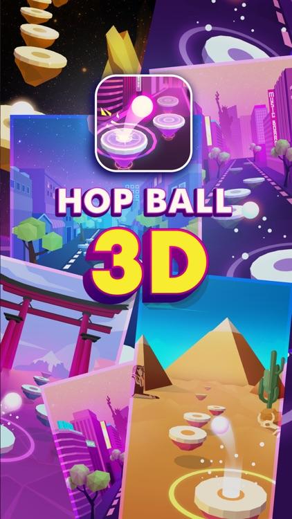 Hop Ball 3D screenshot-0