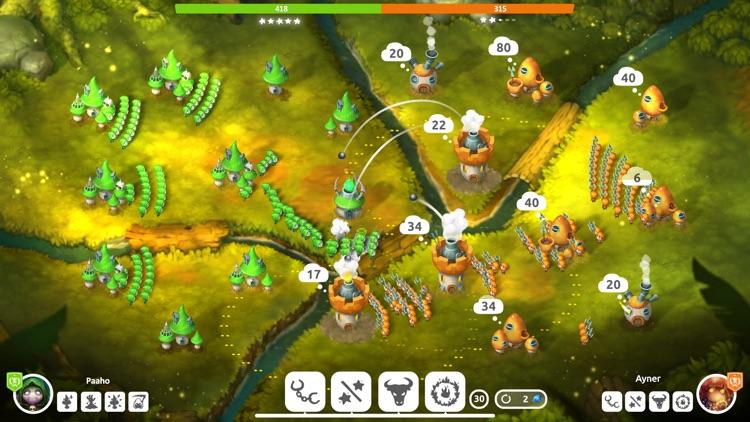 Mushroom Wars 2: TD & RTS Game screenshot-9