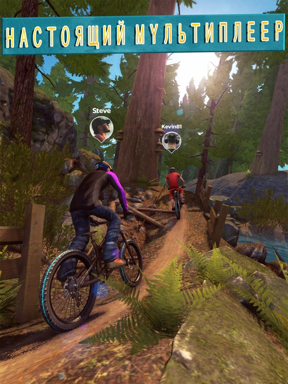 Bike Unchained 2 для iPad