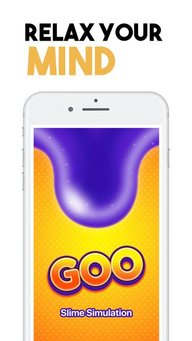 Goo: Slime simulator, ASMR screenshot 4