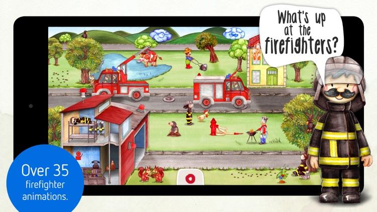 Tiny Firefighters - Kids' App screenshot-3