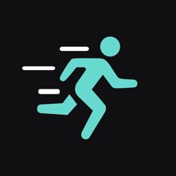 Ícone do app Pedometer & Step Tracker