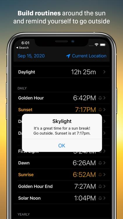 Skylight - Solar Widgets