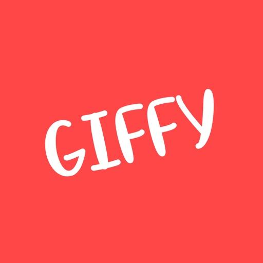 GIFFY - добавляй гифки к видео