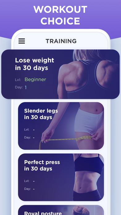 30日で体重を減らす ・体重減少のおすすめ画像2