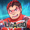 Lifewonders, LLC - LIVE A HERO アートワーク