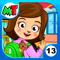 App Icon for My Town : Preschool App in Egypt IOS App Store