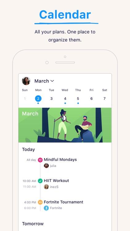 IRL - Event Social Network screenshot-3