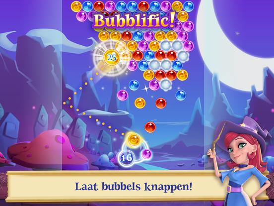Bubble Witch 2 Saga iPad app afbeelding 1