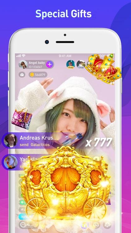 Migo Live screenshot-4