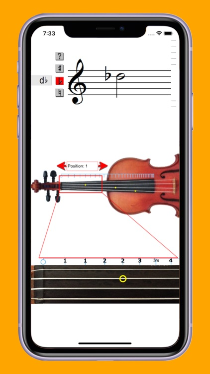Violin Note Finder screenshot-5