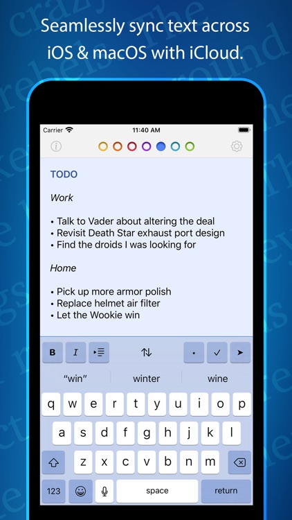 Tot Pocket screenshot-1