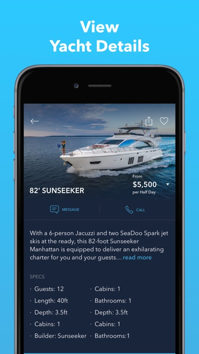 messages.download YachtLife | Yacht Charter software