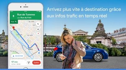 Screenshot for Google Maps - GPS & transports in Lebanon App Store