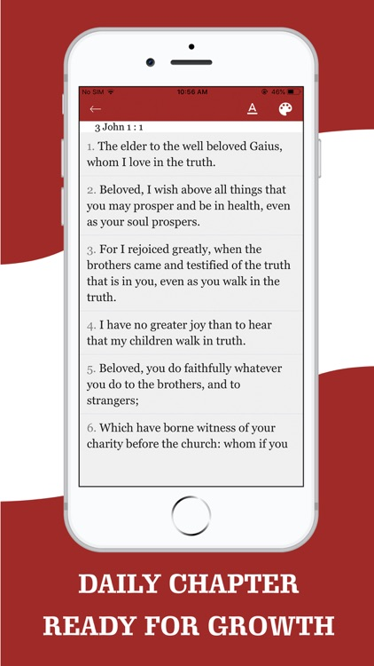 American King James Bible screenshot-7