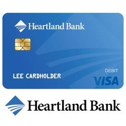 Heartland Bank Card Control