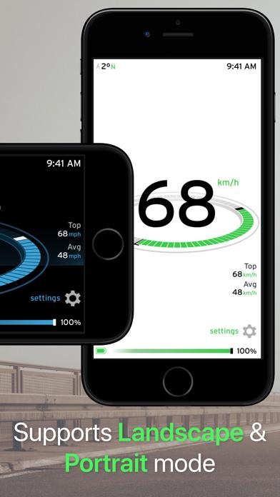 Speedometer One+ screenshot two
