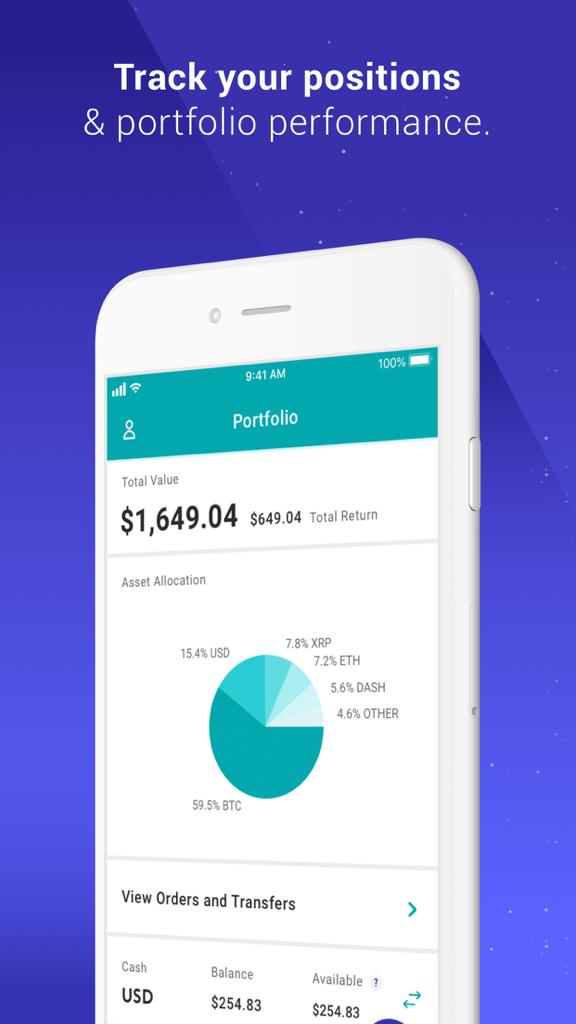 Voyager Buy Bitcoin Crypto App Store Data Revenue Download Estimates On App Store