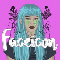 FACEICON - Cartoon Yourself