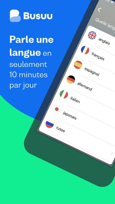 messages.download Busuu: Apprendre une langue software