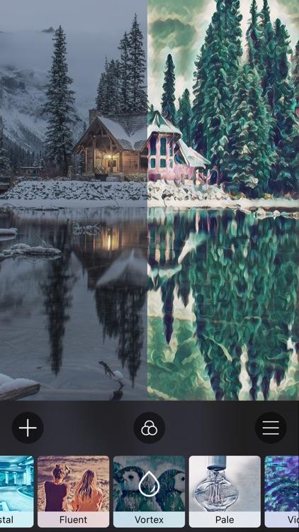 InstaCanvas-Camera&Retouch screenshot-6