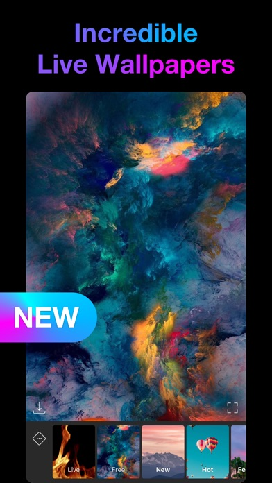 Top 10 Apps like Live Wallpapers io for iPhone & iPad