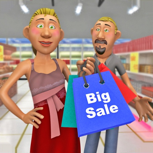 Virtual Super Market:Mom Life