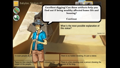 Excavate! Mesopotamia screenshot two