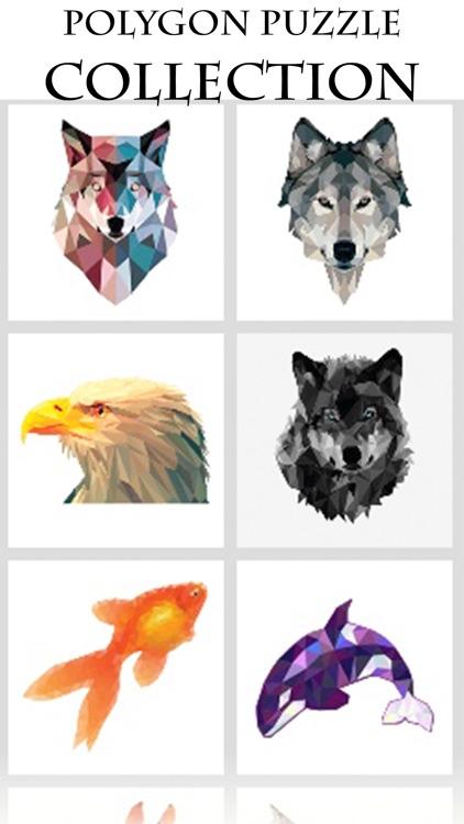 Poly Art - 3D Puzzle screenshot-0
