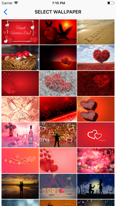 Valentine Day Wallpaper Quote screenshot three