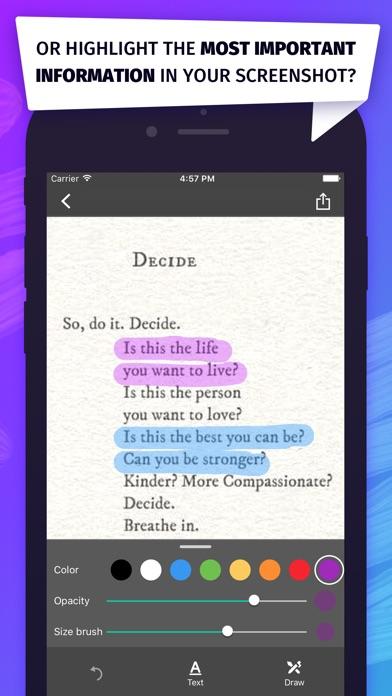 Screenshot Changer app image