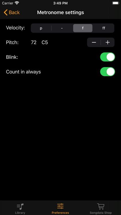 Chorus Lesson screenshot-3