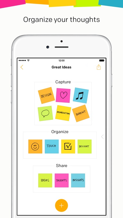 Post-it® Plus screenshot-3