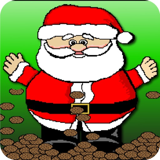 Rub Santa's Belly  - Christmas