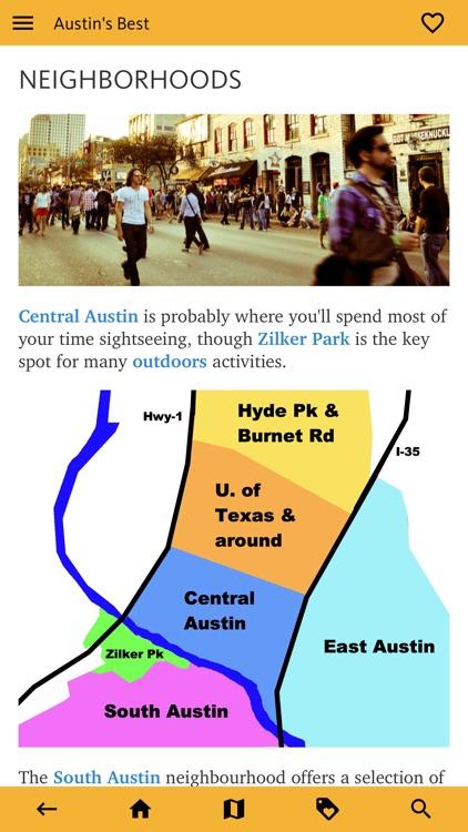Austin's Best: TX Travel Guide screenshot-4