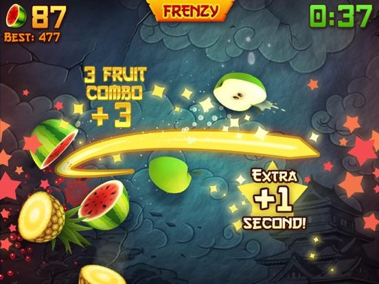 Fruit Ninja® на iPad