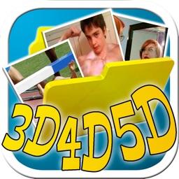 3D Camera Photo Editor