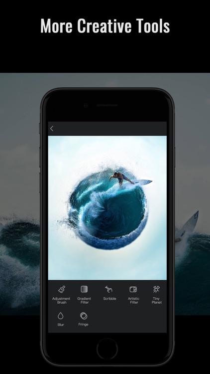 MIX - Photo Editor & Filters screenshot-6