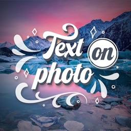 Text On Photos - Photo Text